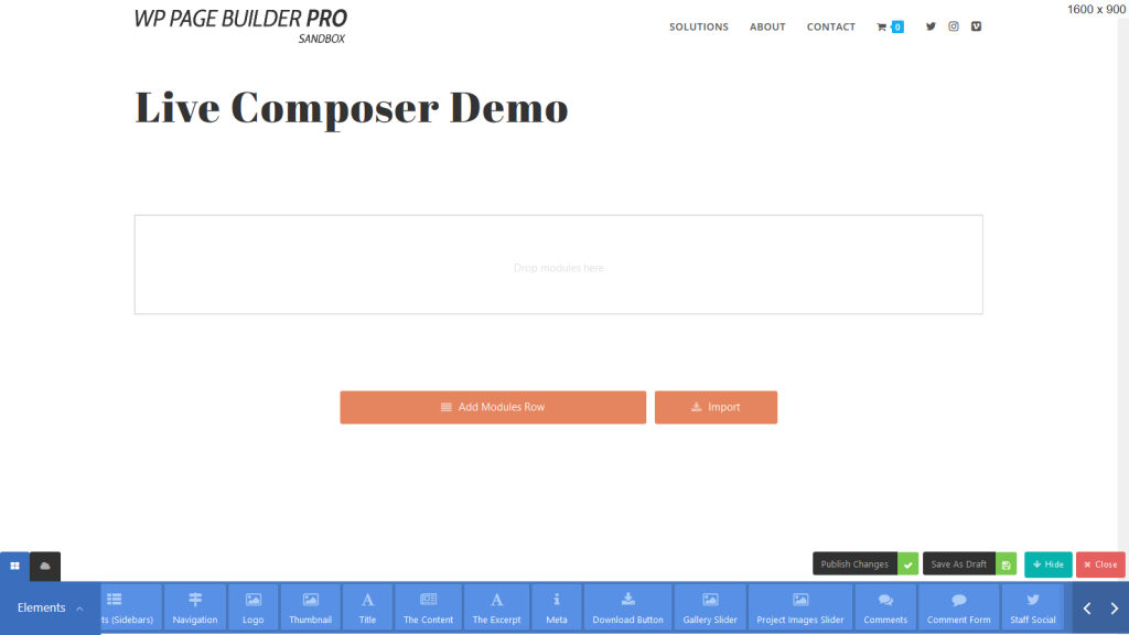 Live Composer - Colorful, visually appealing interface. Bottom bar takes some getting used to